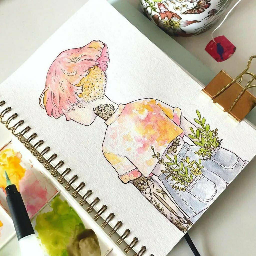 картинки идеи для рисунков наше