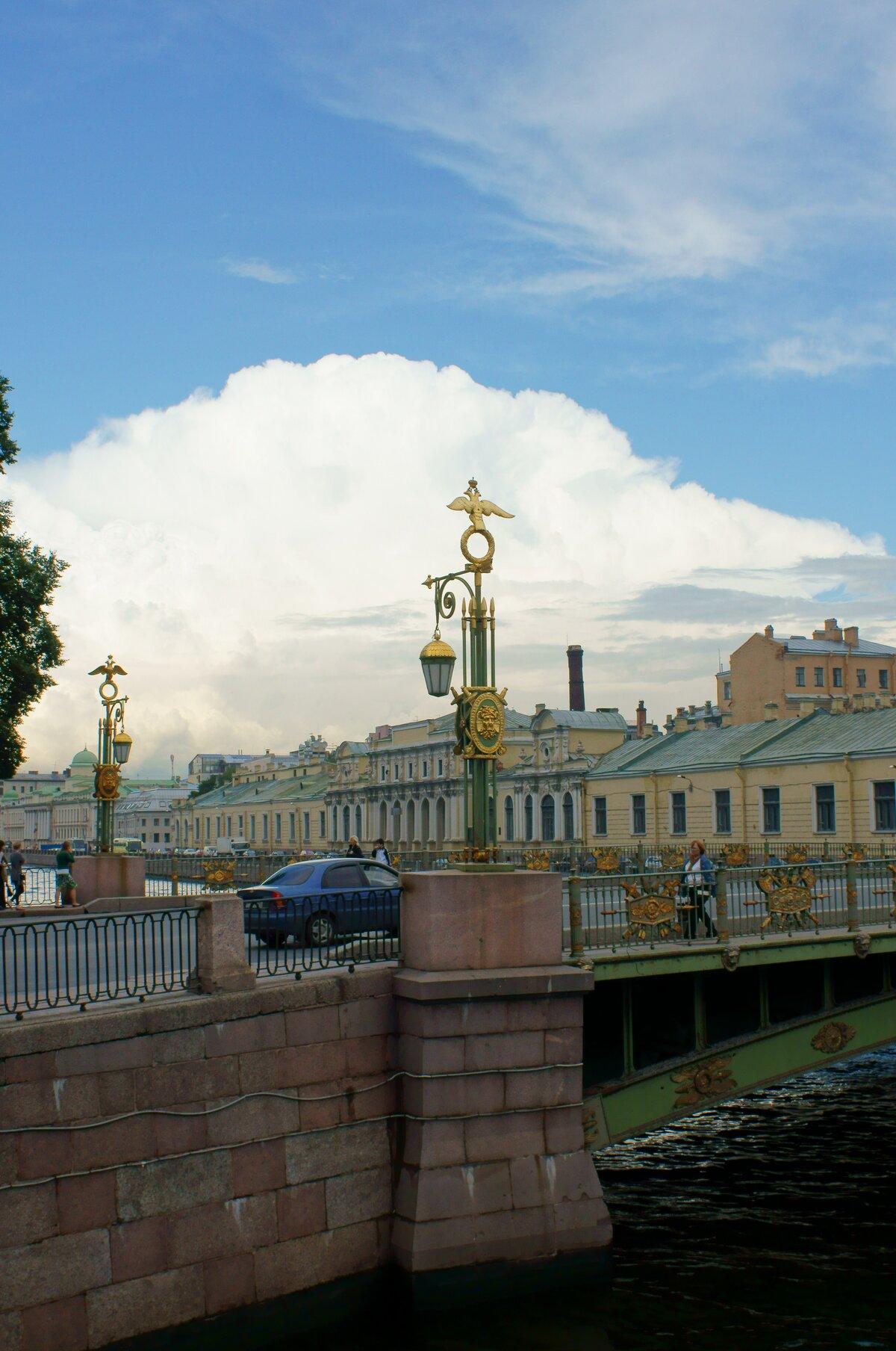 лет фото пантелеймоновского моста на фонтанке черепа скрещёнными костями