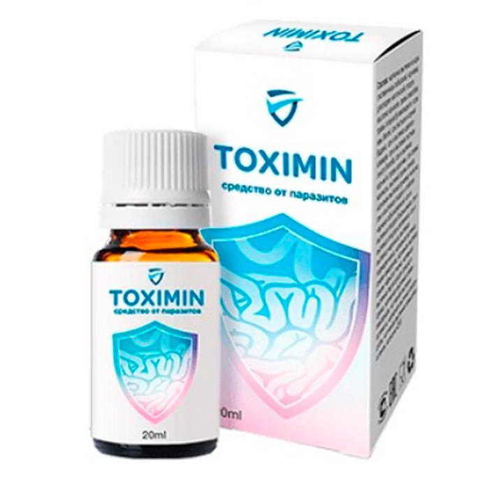 TOXIMIN от паразитов в Карпинске