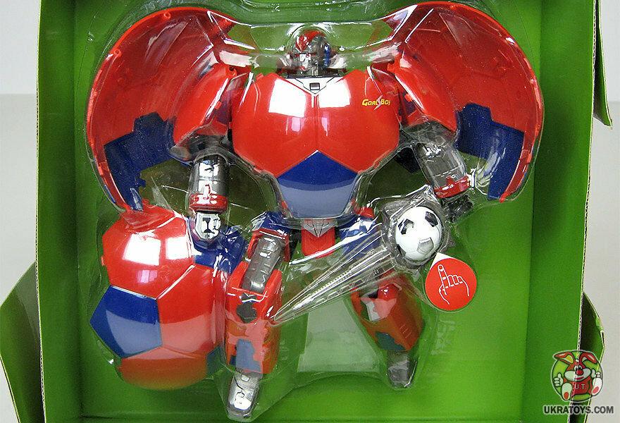 Игрушка робот-мячик в Днепродзержинске