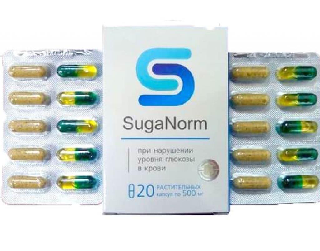 SugaNorm от диабета в Павлодаре