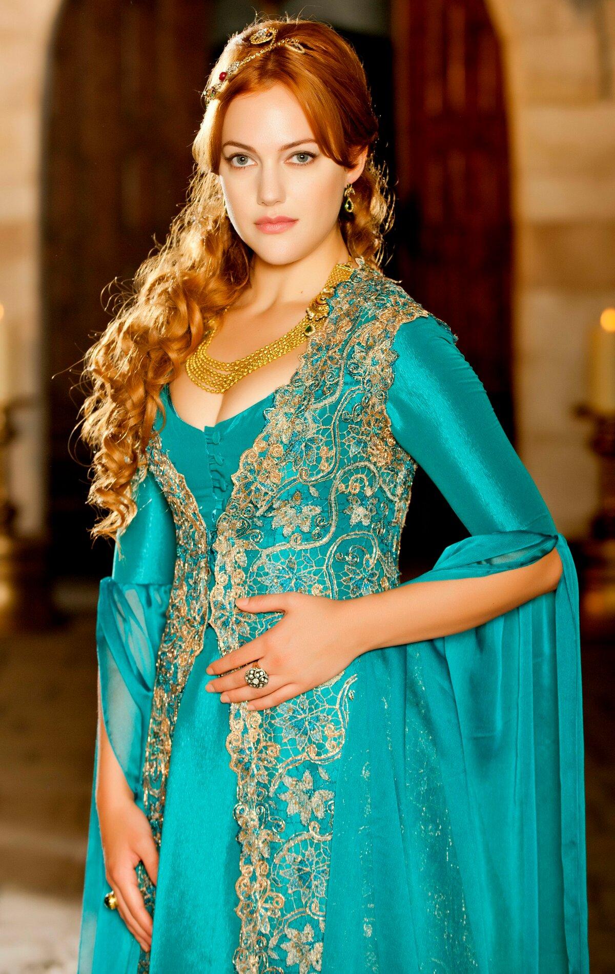 это великолепный век актриса хюррем султан фото часто