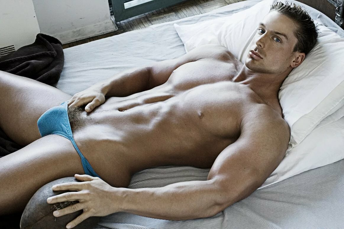 Erotic male naked