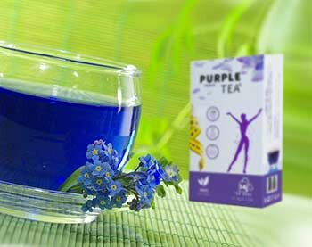 Пурпурный чай Purple Tea Forte в Обнинске