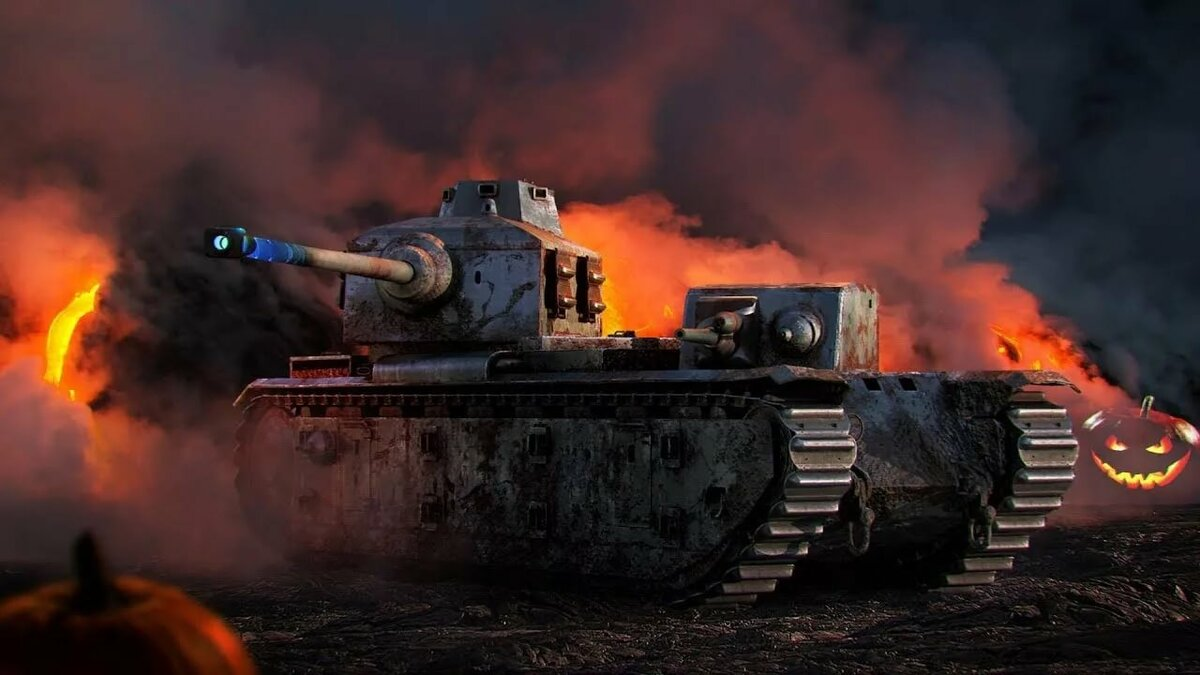 картинка левиафана из танков этого