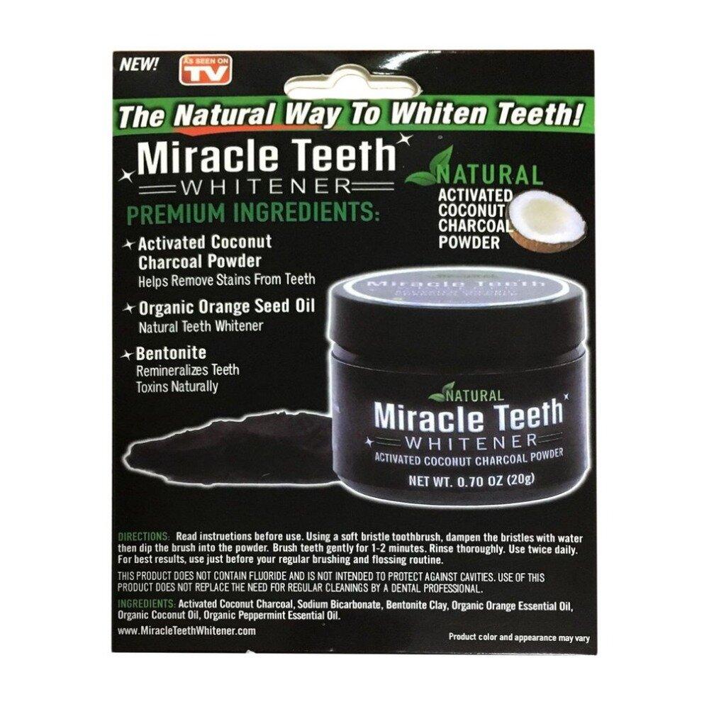 Отбеливатель зубов Miracle Teeth Whitener в Павлограде