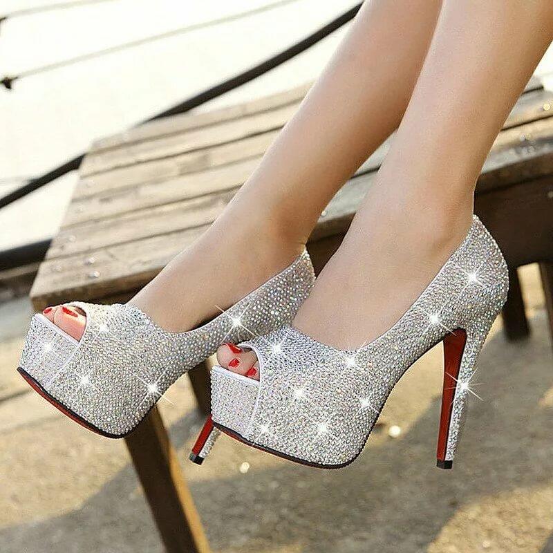Красивые туфли женские фото можете