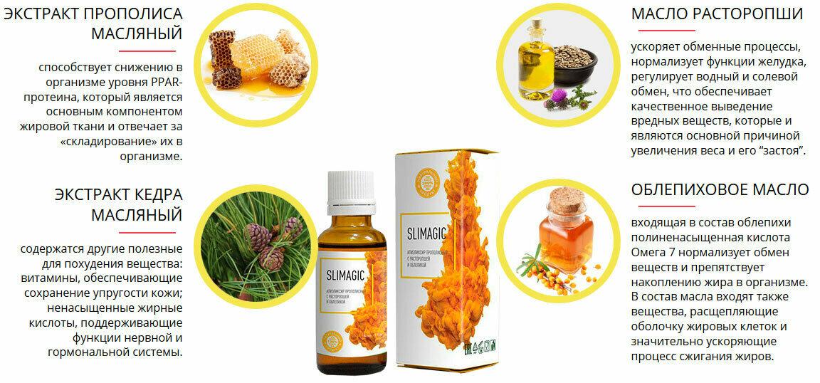 Slimagic для похудения в Нальчике