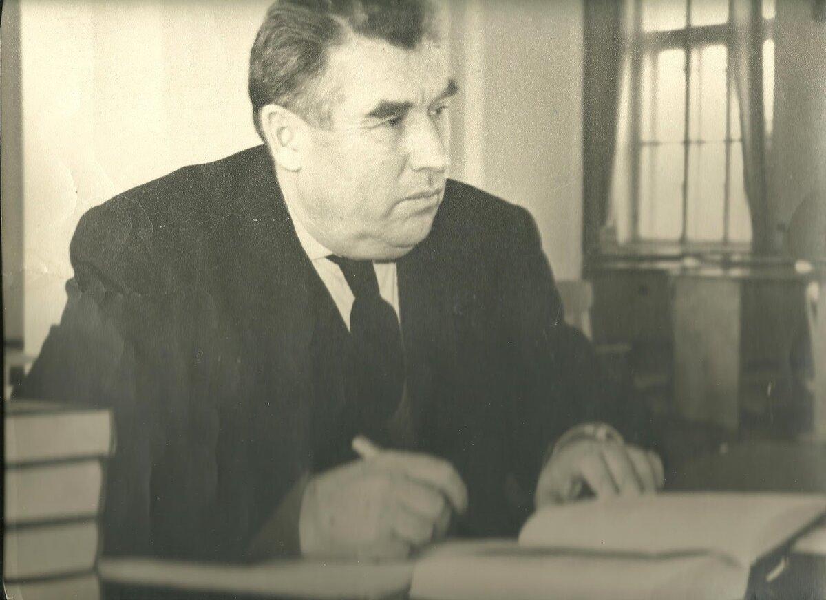 Василий Петрович Самаренко