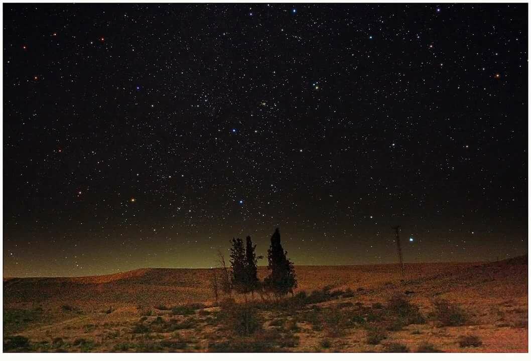 фото ночного неба в сахаре качестве основного рабочего