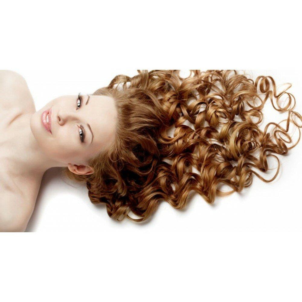 Фотографии по уходу за волосами