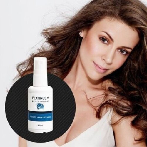 Platinus V Professional для роста волос в Минеральных