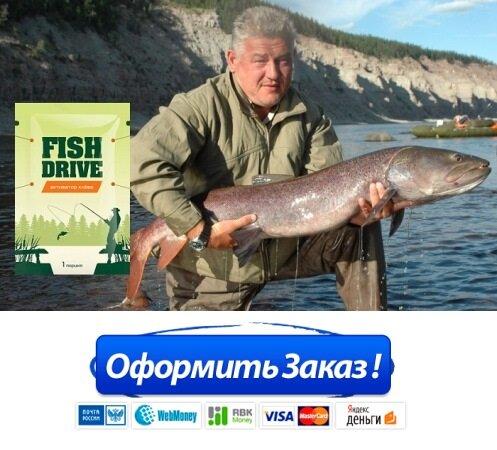 Fish Drive - активатор клёва в Мурманске