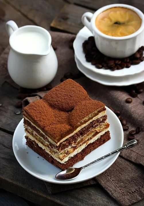 Мая как, красивые картинки кофе с тортиком