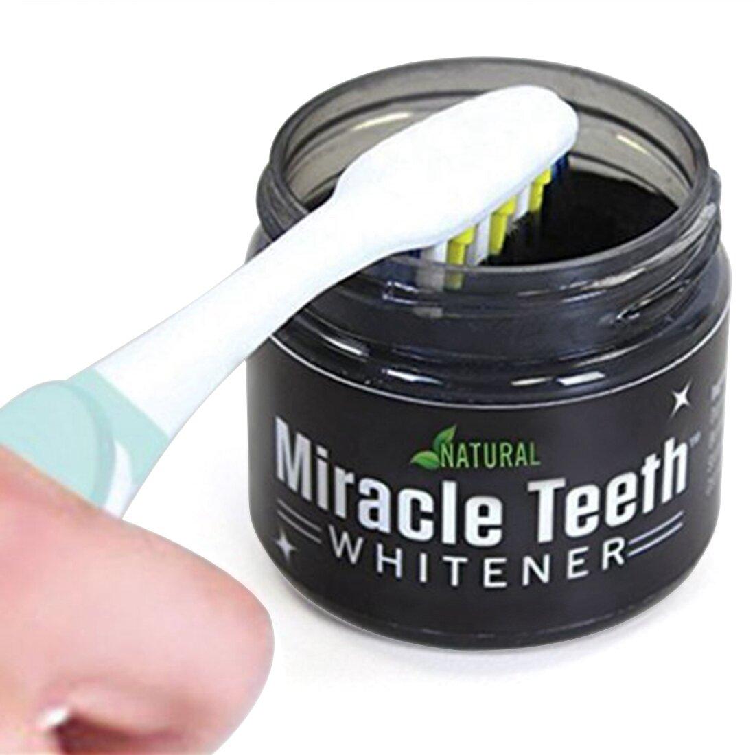 Отбеливатель зубов Miracle Teeth Whitener в Палласовке