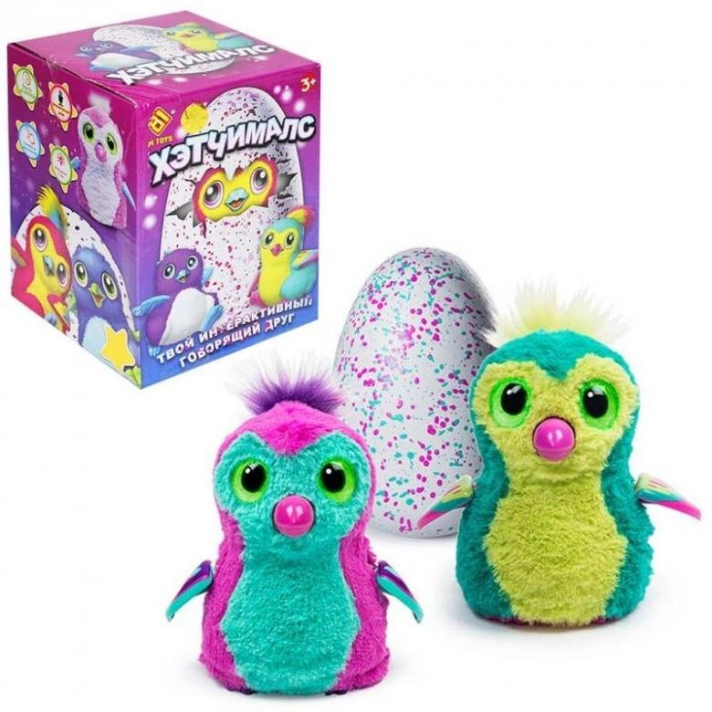 Hatchimals - интерактивная игрушка. ( ) • Фото и видео в Купить со скидкой fb8f87c9287