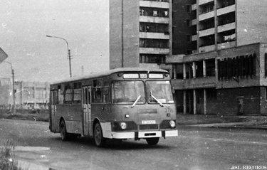 лиаз 677 ленинград
