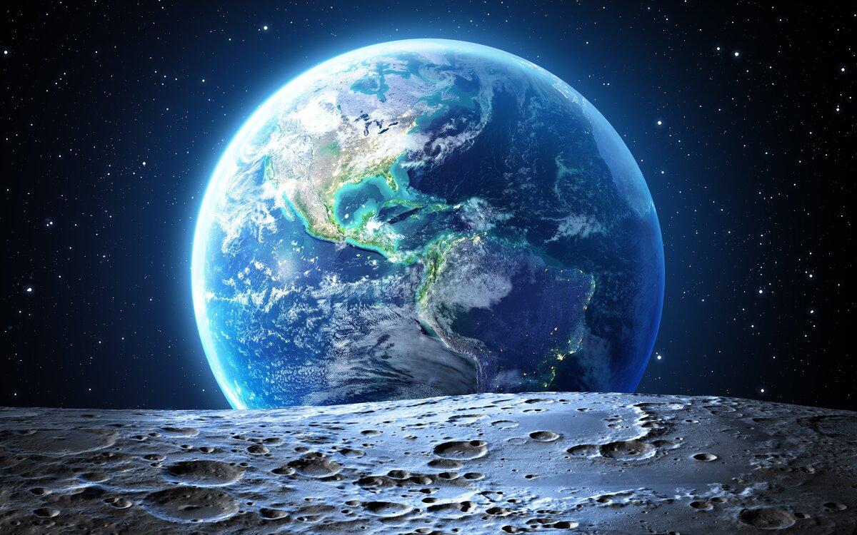 Земля красивые картинки