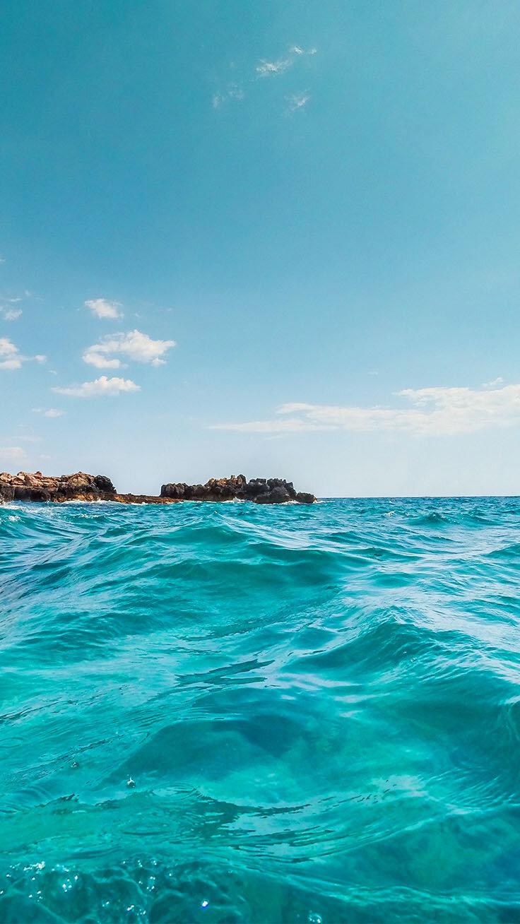 фото море на айфон котором ксения узнала