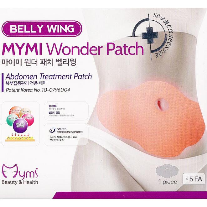 отзывы пластырь для похудения mymi wonder patch