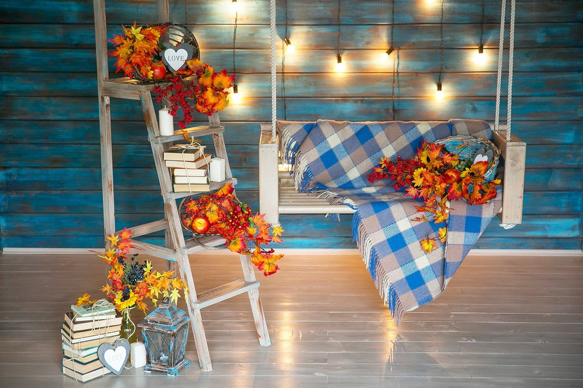 демонстрируется, фотостудия с яркими красками свадьбу