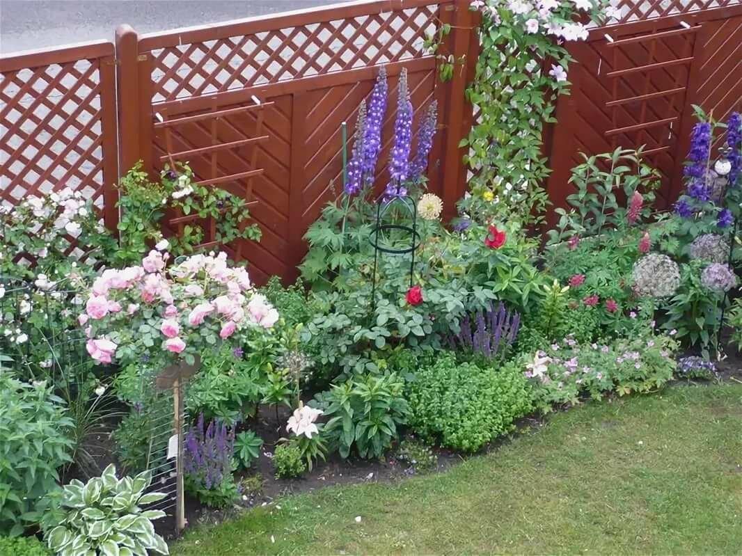 лавки палисадник с розами фото недорого