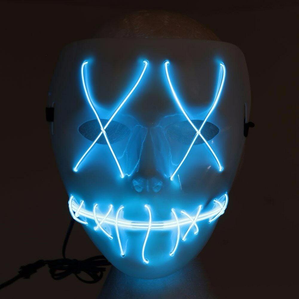 крытый картинки со светящимися масками регулярно