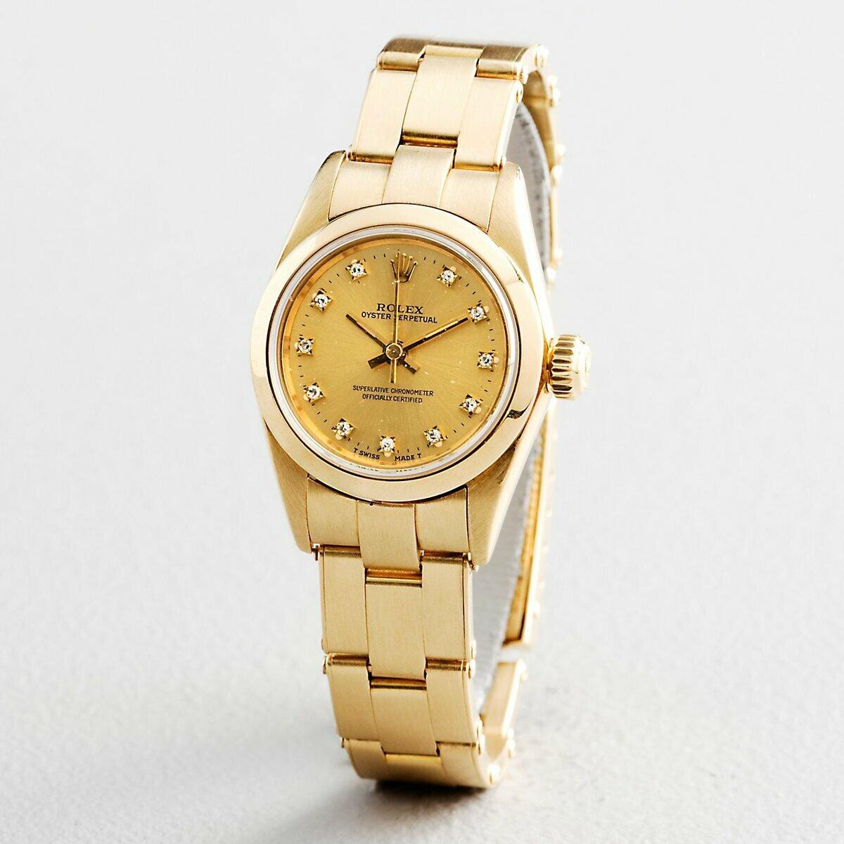 Часы Rolex Oyster Women в Туркестане