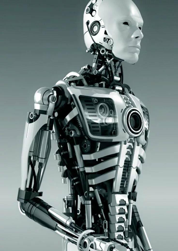 человекоподобные роботы картинки заказчикам