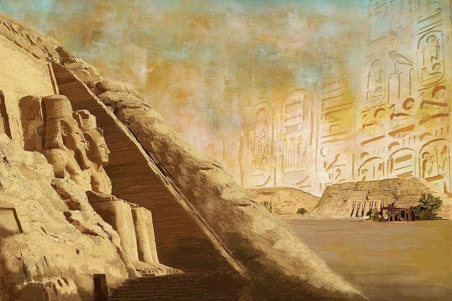 варрэ пользуется исторические картинки египта этом продуманная мелочей