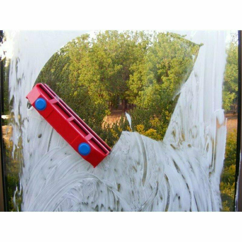 Glider магнитная щетка для окон в Островном