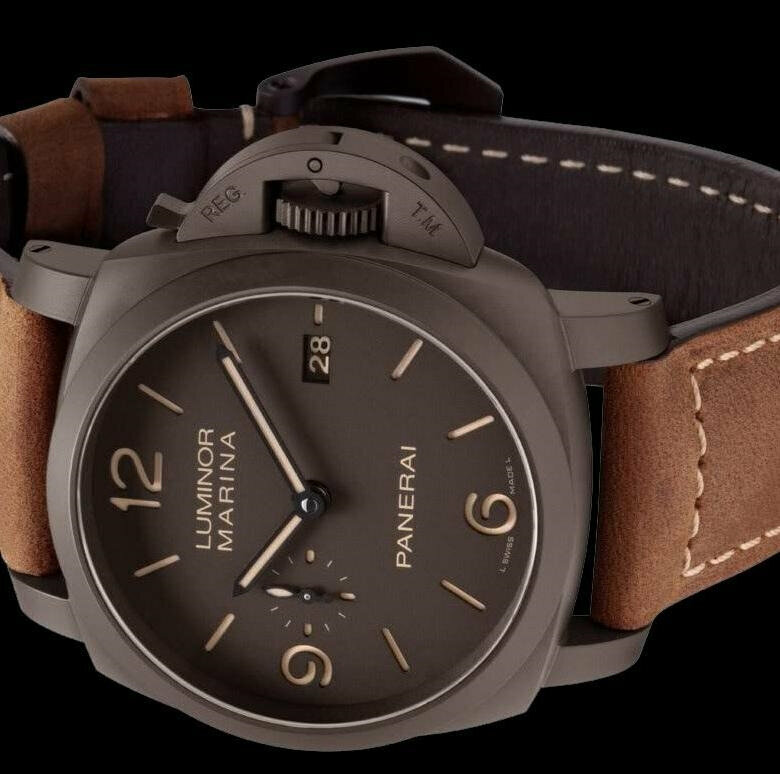 Часы Luminor Panerai в Чусовом