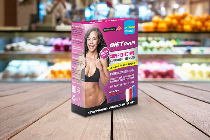 Dietonus для снижения веса в Междуреченске