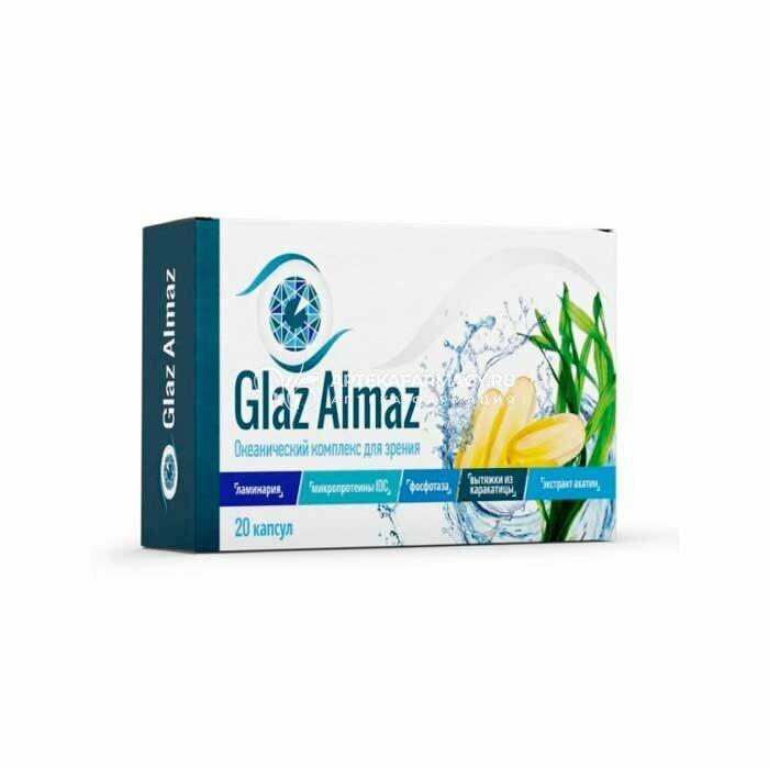 Glaz Almaz для улучшения зрения в Березниках