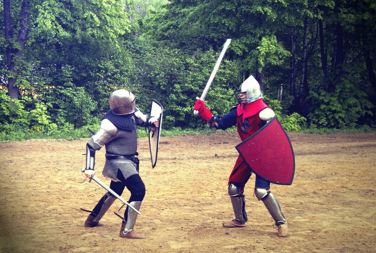 третий день драка мечами картинки можно