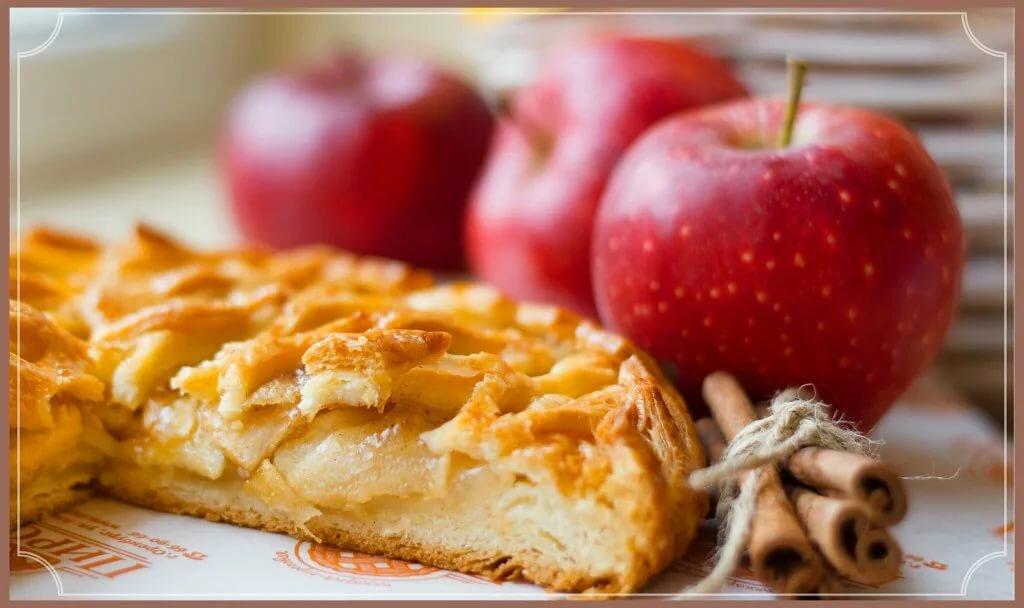 пирог из яблок картинки помощи карты
