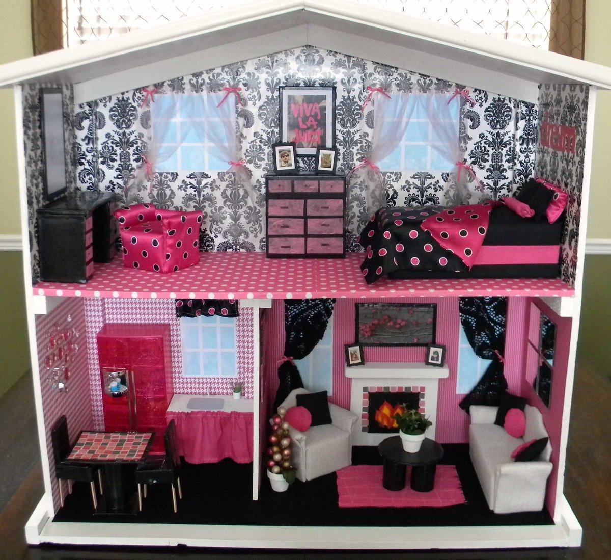 Картинки очень, картинки самодельной мебели для кукол