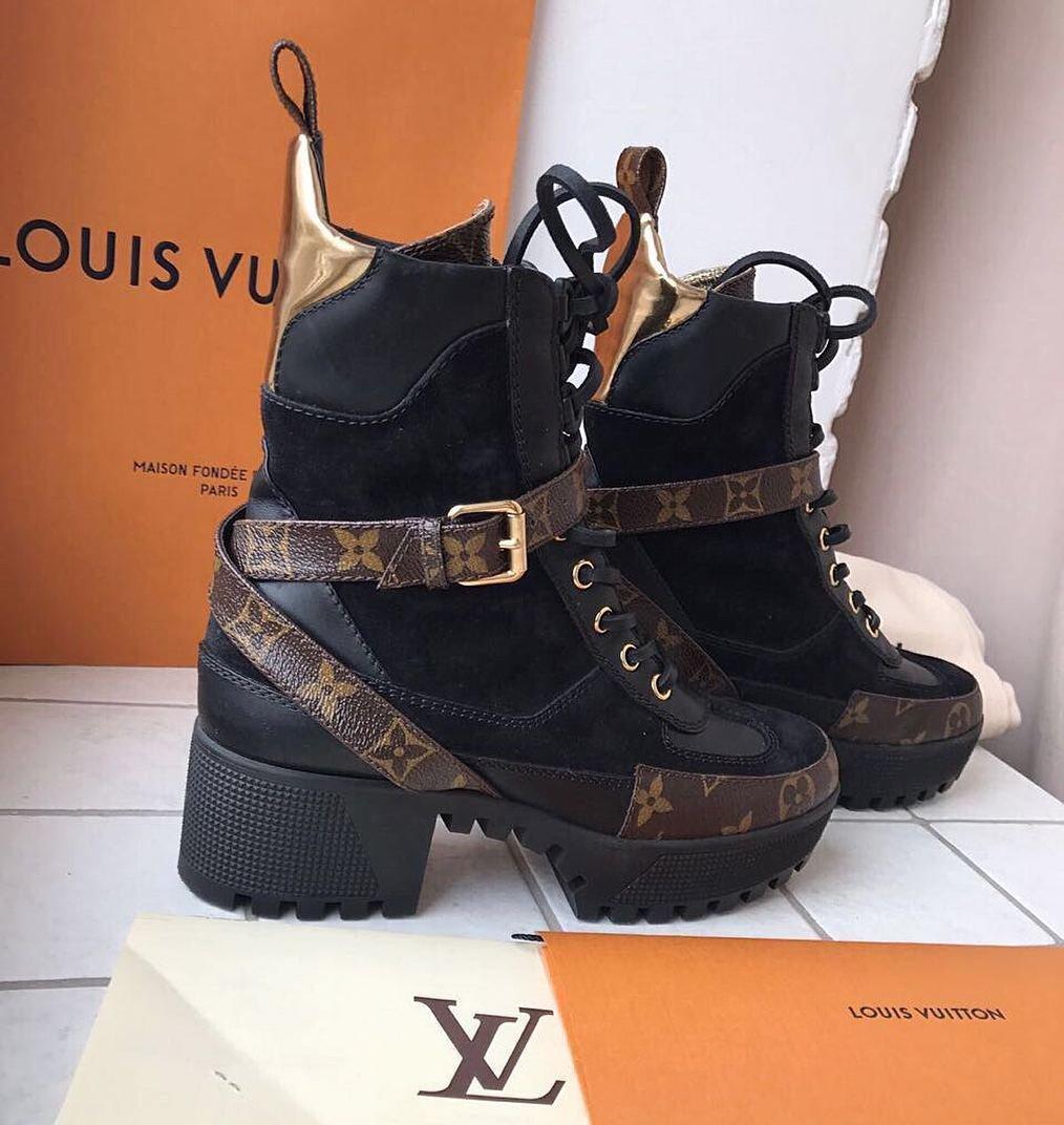 Сапоги зимние Louis Vuitton женские. Сапоги зимние, купить кеды луи витон  женские оригинал Купить fdb8bd7e9d6
