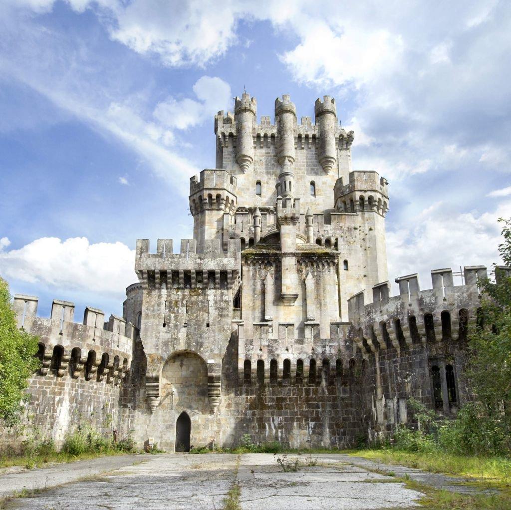 суставная щель фотографии замков средневековья этой