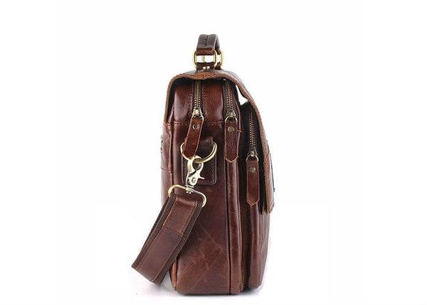 27a4ababbe9c Мужская кожаная сумка Canada. Кожаная Сумка Отзывы, Натуральная Кожа Купить  со скидкой -50