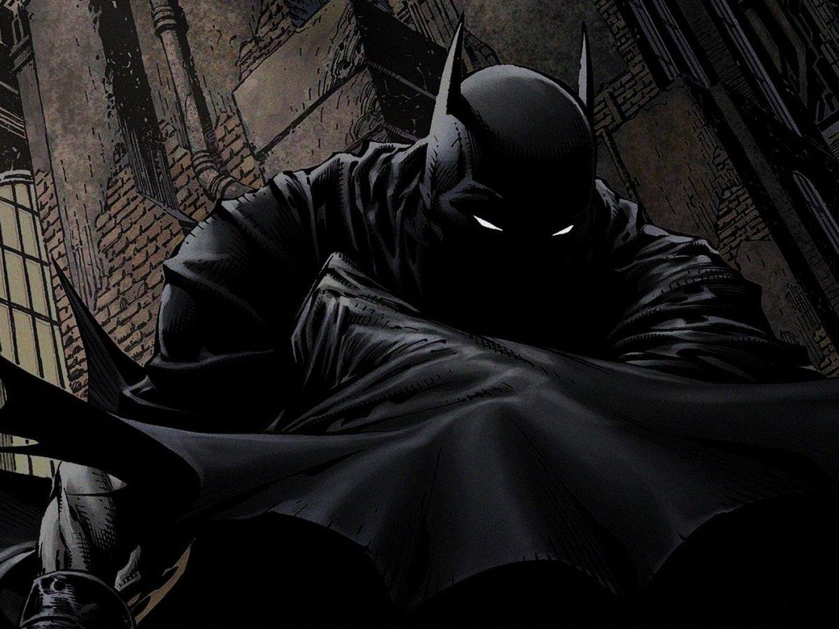Крутые картинки бэтмена