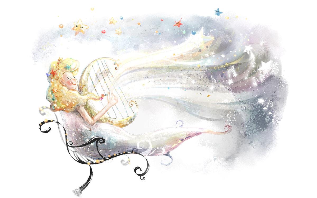 даже картинка волшебства на белом фоне подарочного