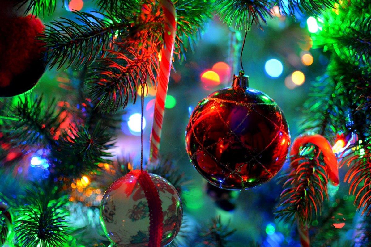 Красочные картинки новый год