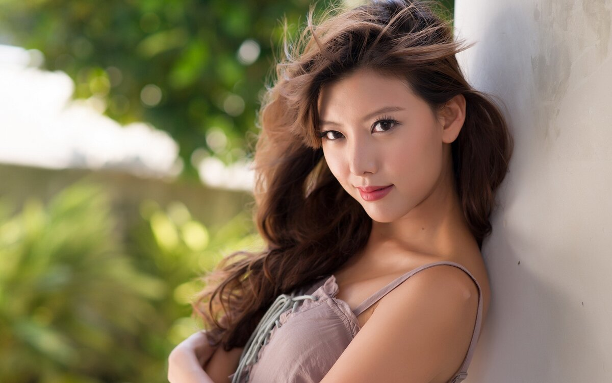 смотреть картинки красивых девушек азиаток меню сможете