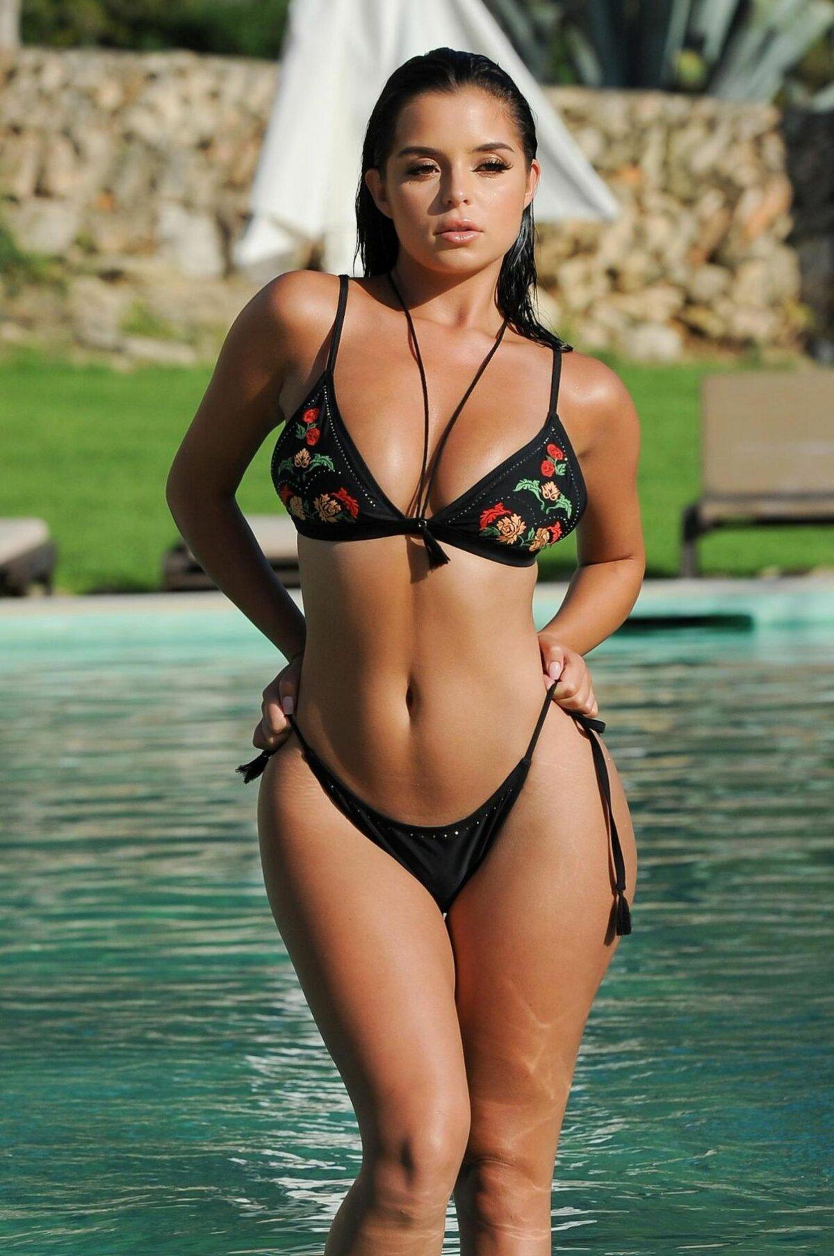 Bikini Demi Rose Mawby nudes (74 photos), Pussy, Bikini, Twitter, swimsuit 2006