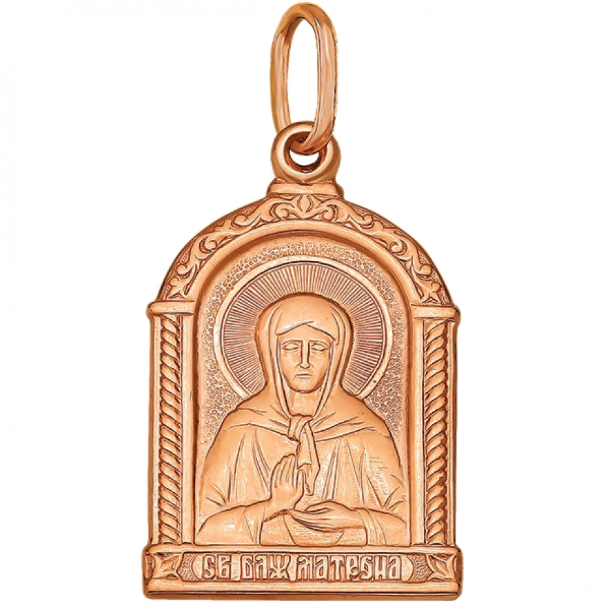 Нательная икона Матрона Московская в Северске