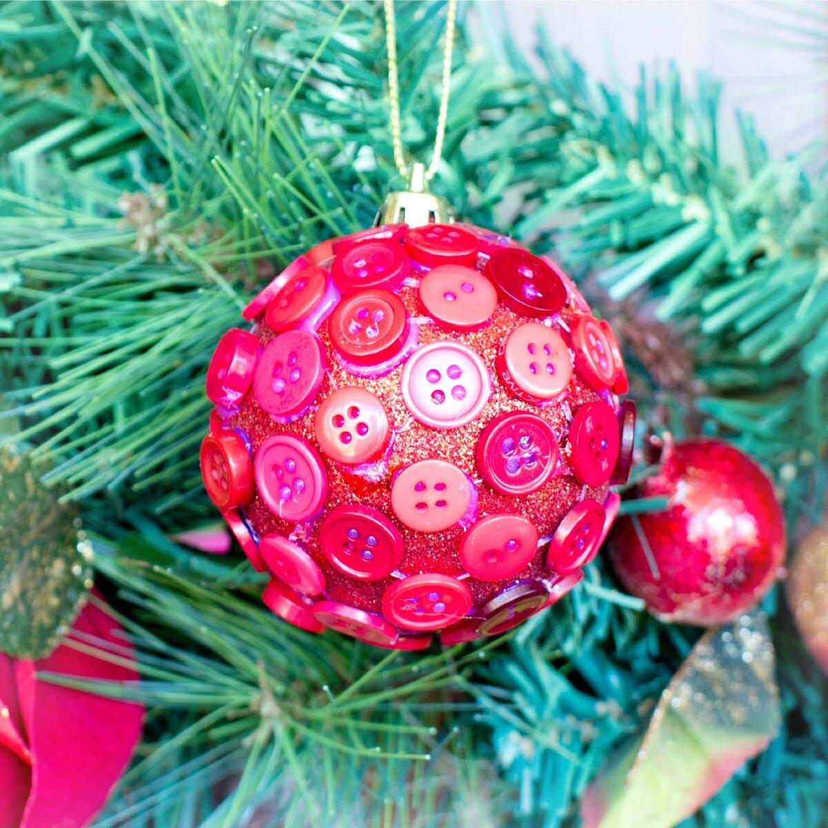 Картинки новогодние игрушки своими руками на елку, сделать