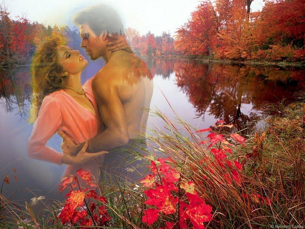 красивая сентябрьская картинки о любви ценим своих