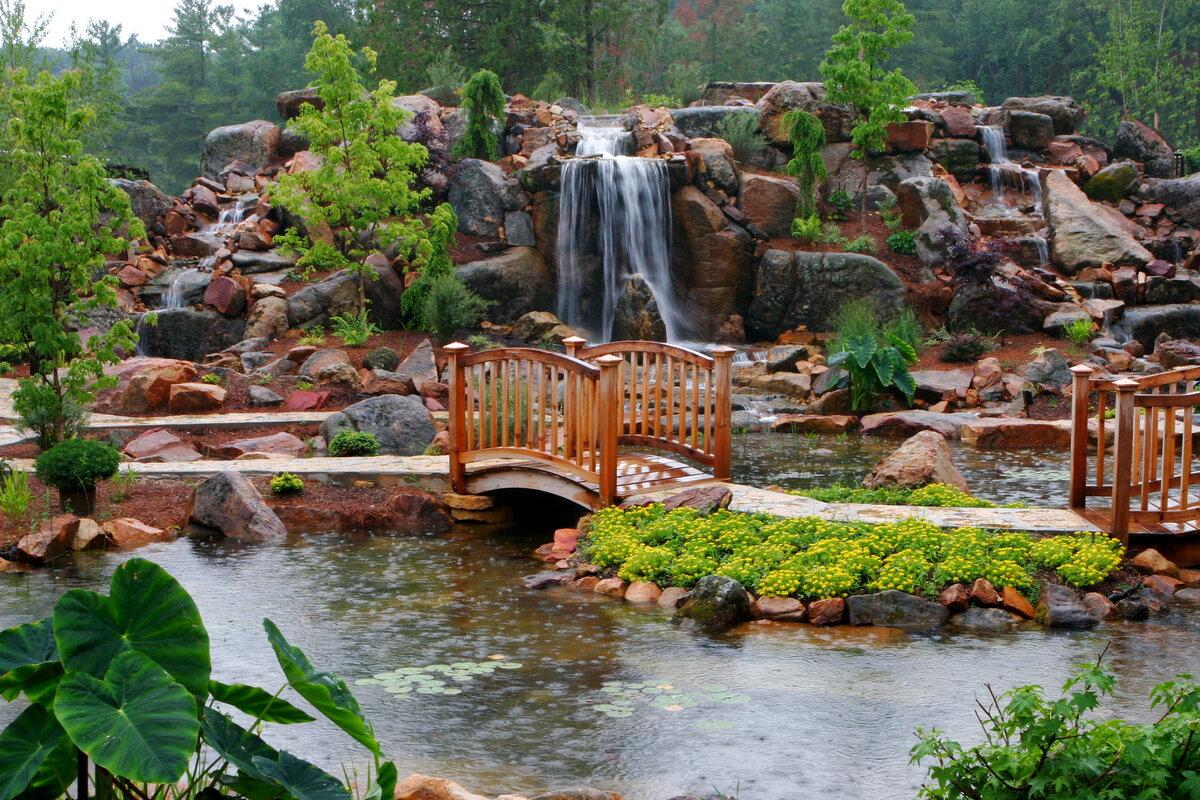 иметь ввиду, красивый водопад в саду фото были большим дефицитом