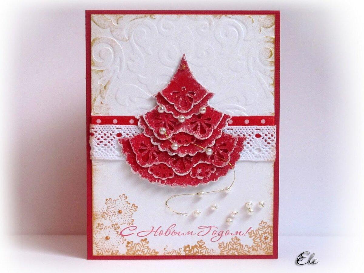 Сделать поздравление, картонкино открытки новогодние